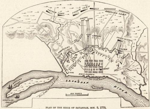 Savannah-siege